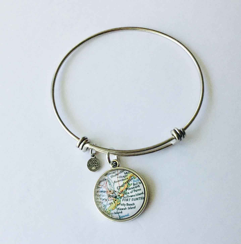 Charleston Coast Bracelet Silver Bracelets